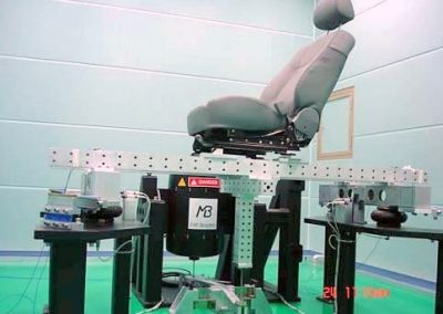 MB Energizer BLACK Schwingerreger mit 3D-Schwingtisch
