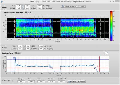 BSR SUITE - Analyse von Funktionsgeräuschen
