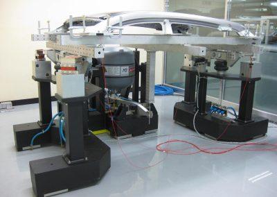 MB Energizer SILVER Schwingerreger mit 3D-Schwingtisch