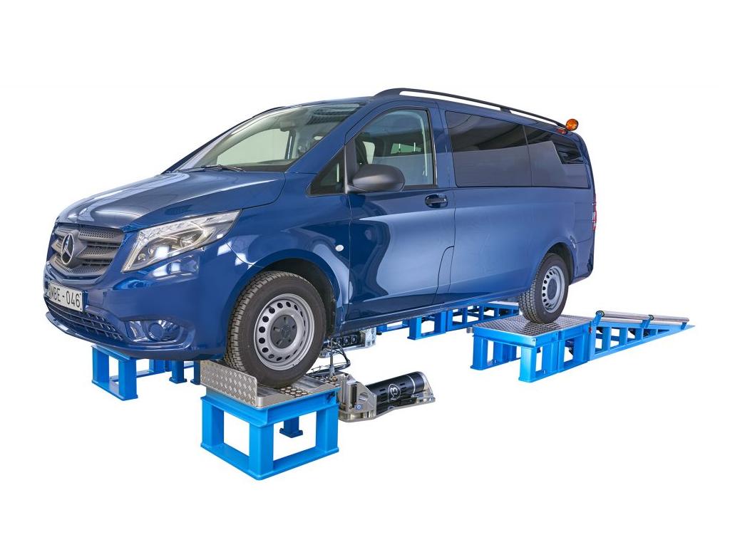Full vehicle shaker_e - MB Dynamics