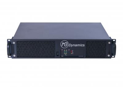 MB A2500 Leistungsverstärker Frontseite