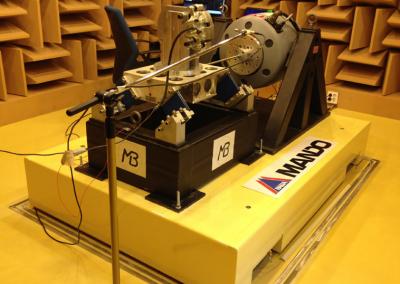 MB Energizer SILVER Schwingerreger mit Horizontalem Schwingtisch